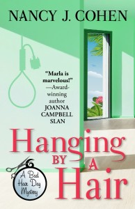 Hanging By A Hair, a Bad Hair Day Mystery by Nancy J. Cohen