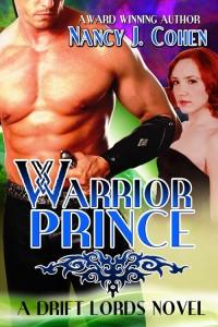 Warrior Prince by Nancy Cohen