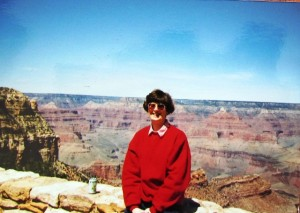 Maggie Grand Canyon