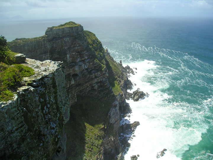 Cape Point, South Africa, photo by Terry Odell