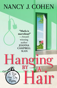 Hanging by a Hair, by Nancy J. Cohen