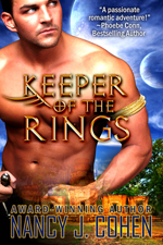 Keeper of the Rings by Nancy J. Cohen