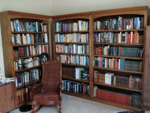 Jim Bookshelves