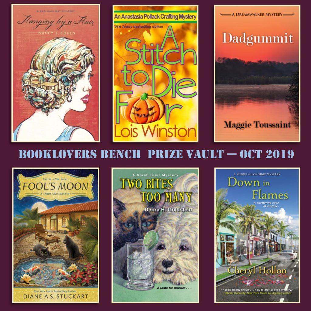 Oct 2019 Prize Vault
