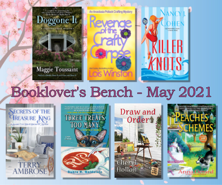 Booklover's Bench Monthly Book Giveaway