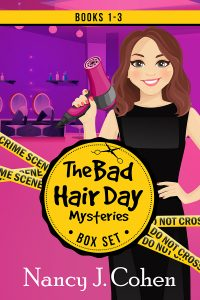 The Bad Hair Day Mysteries Box Set Volume One