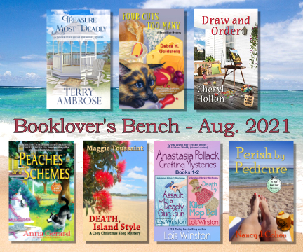 Win a Free book August monthly giveaway